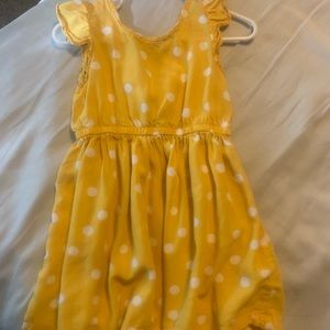2t Carter's Polka dot dress